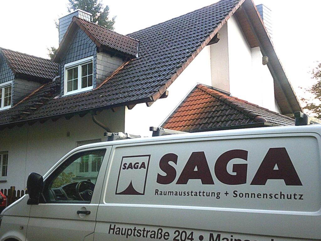 Impressionen | Montage von Gardinen in Aschaffenburg-Hösbach