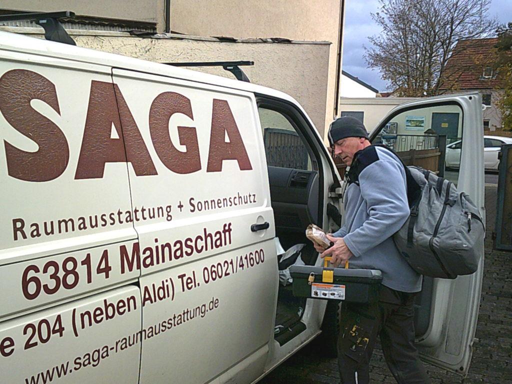 Impressionen | Hilfe bei einem Wasserschaden in Kahl am Main bei Aschaffenburg