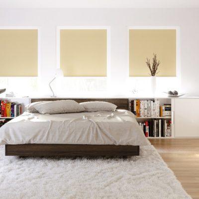 Schlafzimmer | SAGA Raumausstattung ist seit 50 Jahren Spezialist für Gardinen, Bodenbelag, Sonnenschutz, Sonnensegel, Markisen, Pergola, Rolladen, Insektenschutz, Renovierung und Wasserschaden in Aschaffenburg