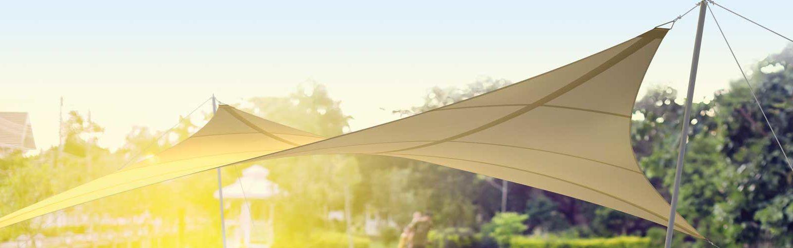 Sonnensegel | SAGA Raumausstattung ist seit 50 Jahren Spezialist für Gardinen, Bodenbelag, Sonnenschutz, Sonnensegel, Markisen, Pergola, Rolladen, Insektenschutz, Renovierung und Wasserschaden in Aschaffenburg