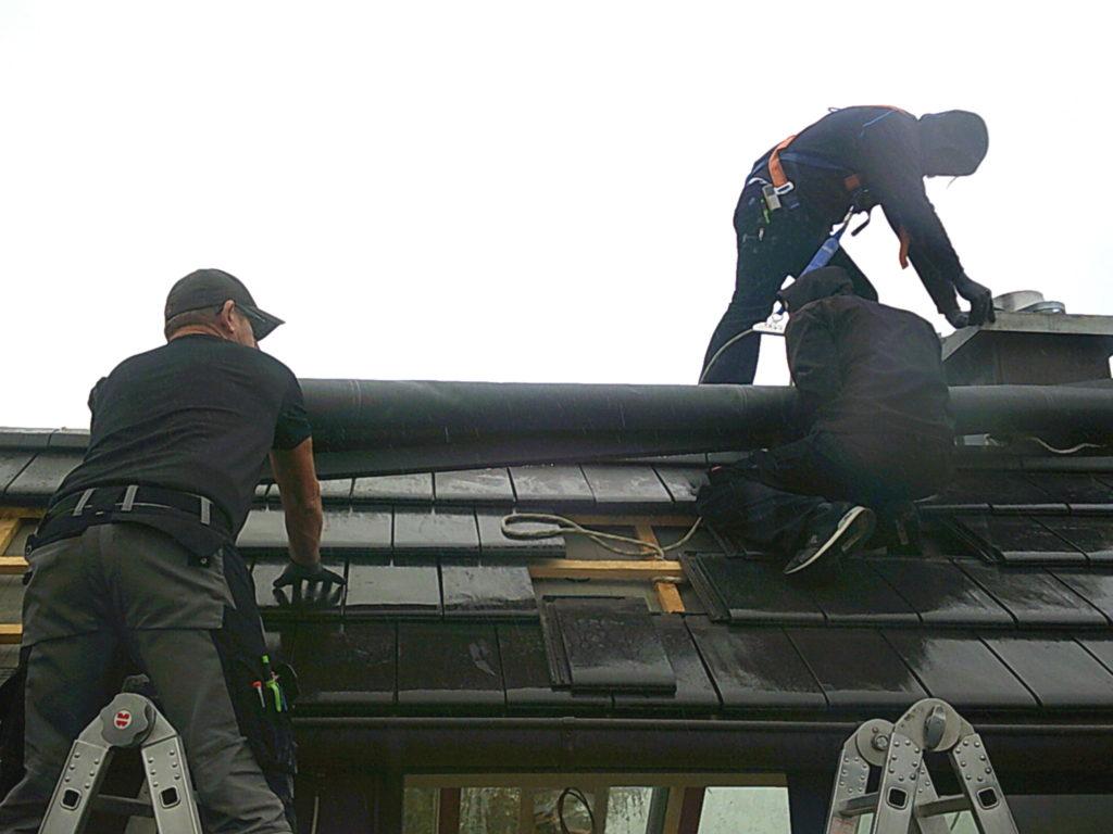 Montage einer Markise W19 in Aschaffenburg-Damm