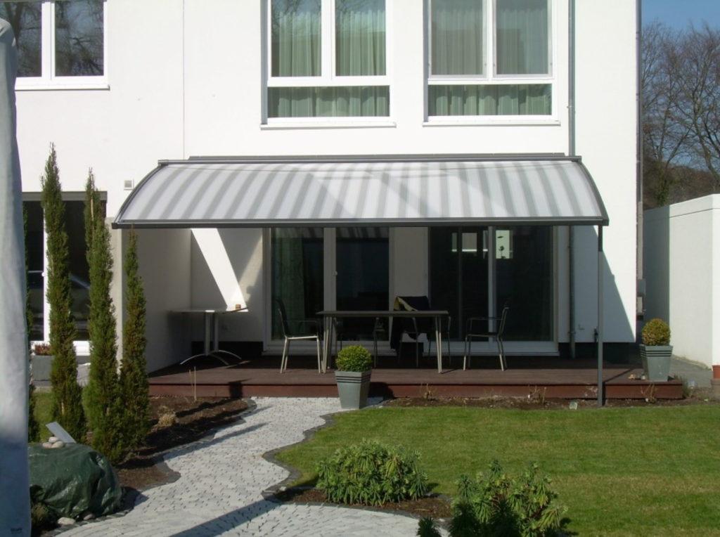 Markisen Sonnenmarkise Sonnenschutz | SAGA Raumausstattung Aschaffenburg | Gardinen, Bodenbelag, Sonnenschutz, Pergola, Rolladen, Insektenschutz und Wasserschaden
