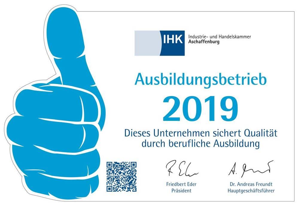 Ausbildung IHK | SAGA Raumausstattung ist seit 50 Jahren Spezialist für Gardinen, Bodenbelag, Sonnenschutz, Sonnensegel, Markisen, Pergola, Rolladen, Insektenschutz, Renovierung und Wasserschaden in Aschaffenburg
