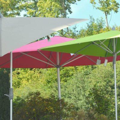 Schirme | SAGA Raumausstattung ist seit 50 Jahren Spezialist für Gardinen, Bodenbelag, Sonnenschutz, Sonnensegel, Markisen, Pergola, Rolladen, Insektenschutz, Renovierung und Wasserschaden in Aschaffenburg