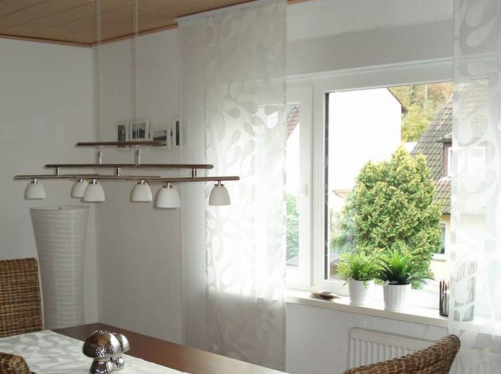Gardine küche | SAGA Raumausstattung Aschaffenburg | Gardinen, Bodenbelag, Sonnenschutz, Pergola, Rolladen, Insektenschutz und Wasserschaden