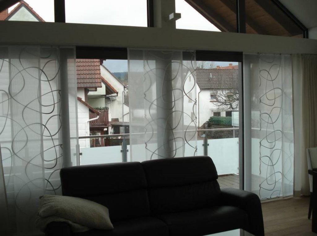 Gardine kaufen | SAGA Raumausstattung Aschaffenburg | Gardinen, Bodenbelag, Sonnenschutz, Pergola, Rolladen, Insektenschutz und Wasserschaden