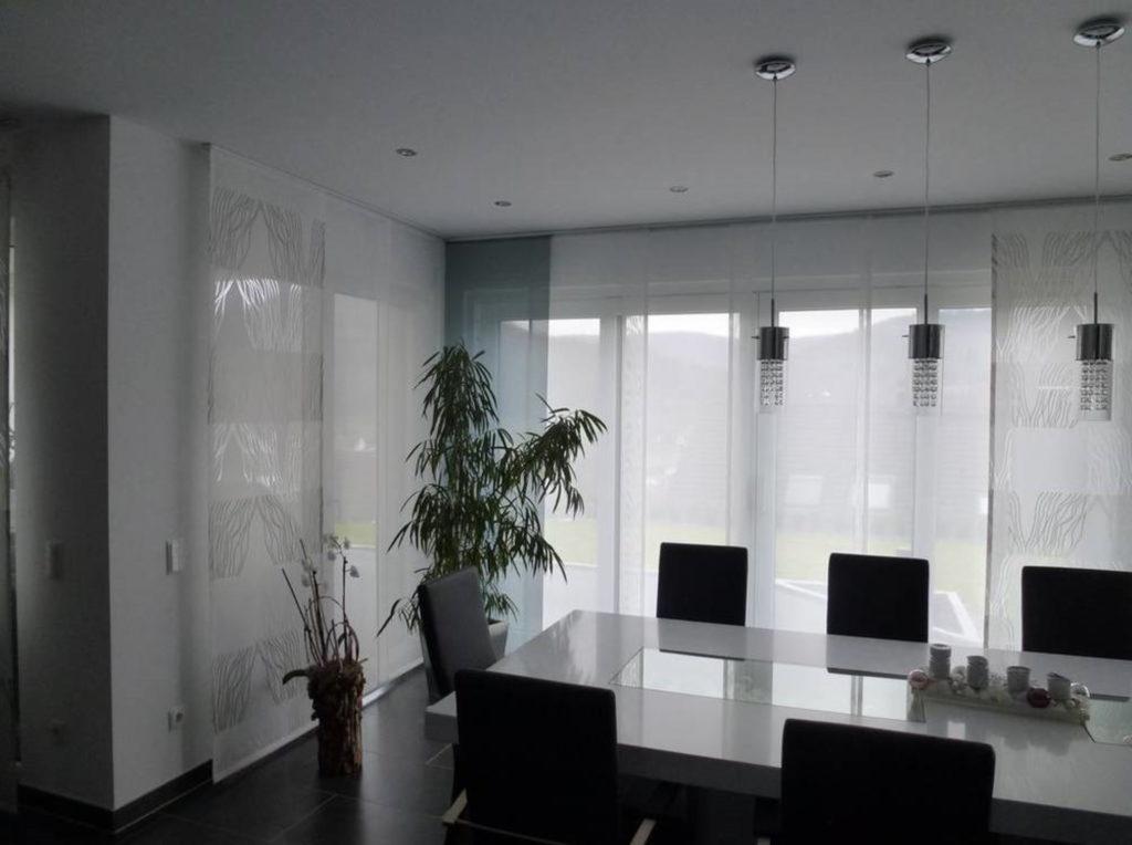 Gardine modern klassisch | SAGA Raumausstattung Aschaffenburg | Gardinen, Bodenbelag, Sonnenschutz, Pergola, Rolladen, Insektenschutz und Wasserschaden