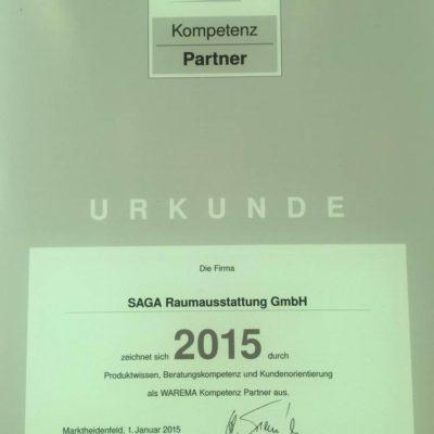 WAREMA | SAGA Raumausstattung ist seit 50 Jahren Spezialist für Gardinen, Bodenbelag, Sonnenschutz, Sonnensegel, Markisen, Pergola, Rolladen, Insektenschutz, Renovierung und Wasserschaden in Aschaffenburg