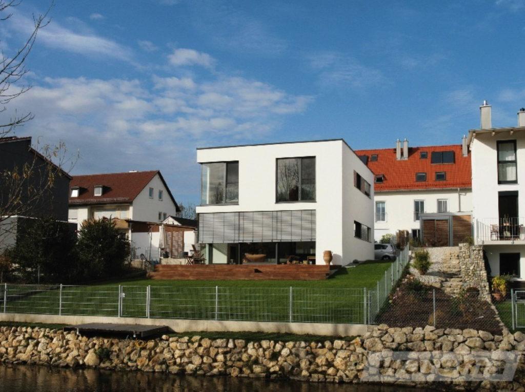 Raffstore modern design | SAGA Raumausstattung Aschaffenburg | Gardinen, Bodenbelag, Sonnenschutz, Pergola, Rolladen, Insektenschutz und Wasserschaden